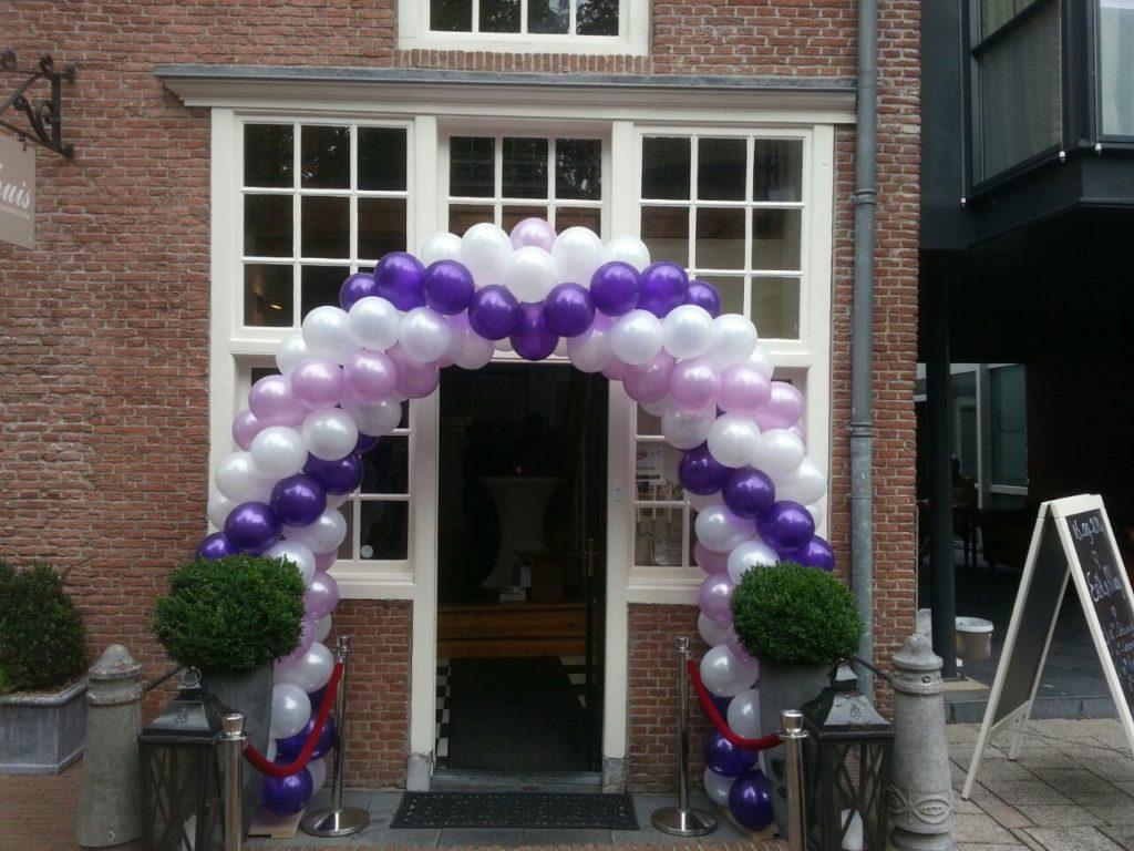 De Ballonnenkoning-Koetshuis-Rotterdam-ballonnen-ballonboog