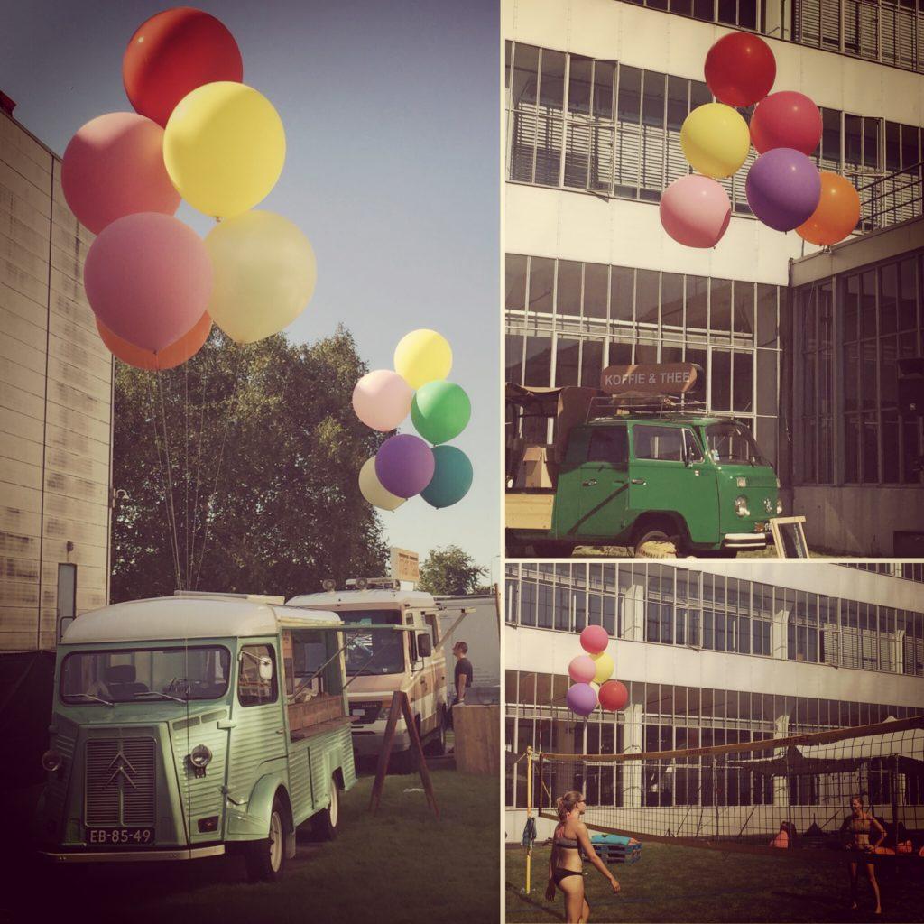 De Ballonnenkoning - Thema Vintage ballonnen