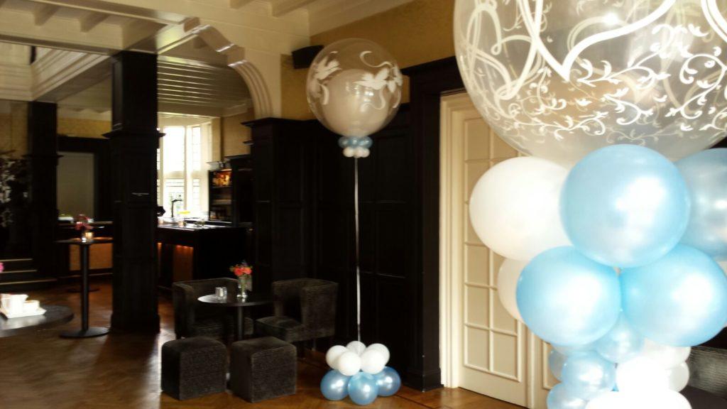 De Ballonnenkoning-Hooge-Vuursche-trouwzaal-heliumdecoratie