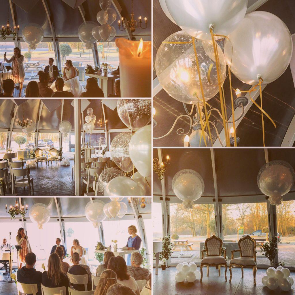 De Ballonnenkoning-Abel-ballonnen-stijl vintage-gold compilatie