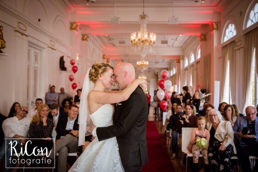 De Ballonnenkoning-Wereldmuseum-Ricon Fotografie-overzicht bruidspaar