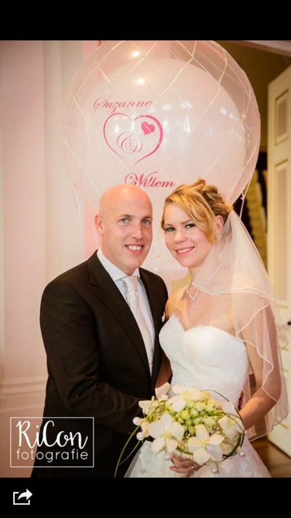 De Ballonnenkoning-Wereldmuseum-Ricon Fotografie-bruidspaar