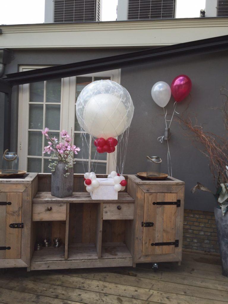 De Ballonnenkoning - Brasserij Delft - Enveloppendoos just married