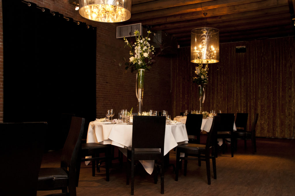 De Ballonnenkoning - hospitalityclub - decoratie tafel diner