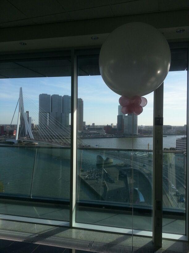 De Ballonnenkoning - Intell Rotterdam - Ballonnen in de zaal