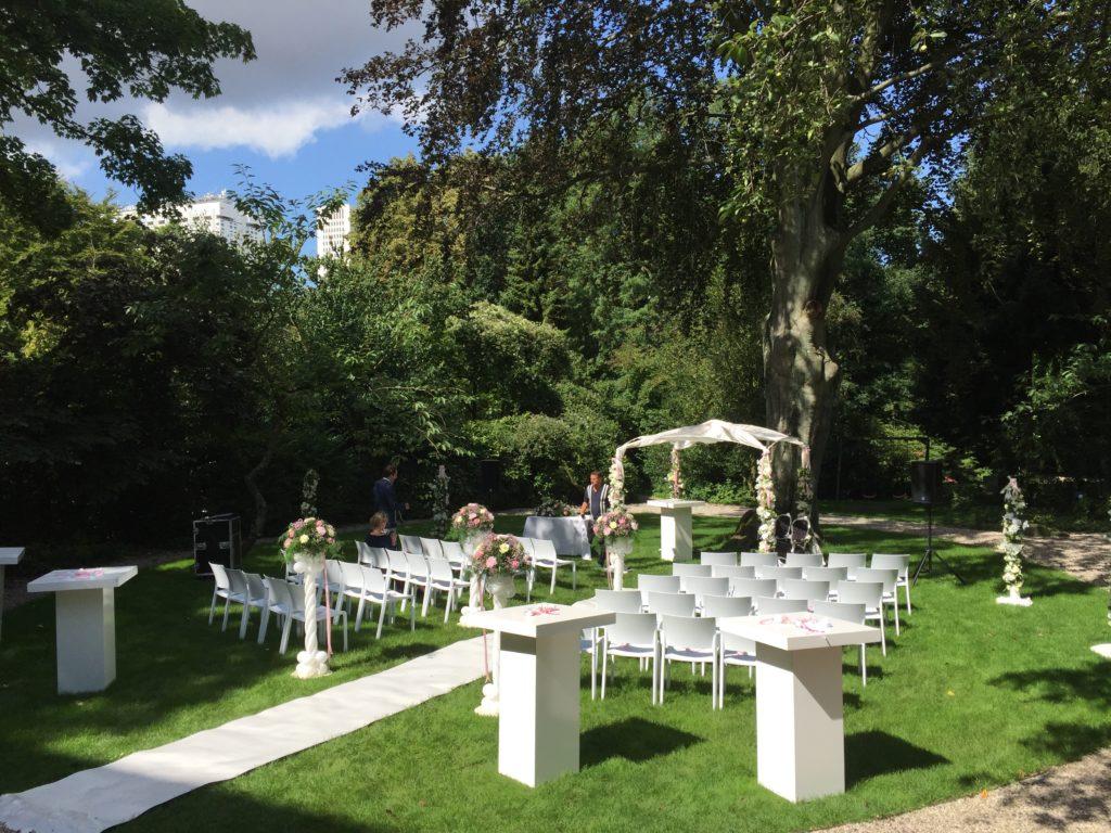 De Ballonnenkoning - Zweedse Kerk - trouwen overzicht