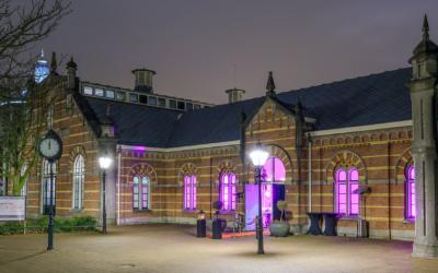 Pompgebouw De Esch